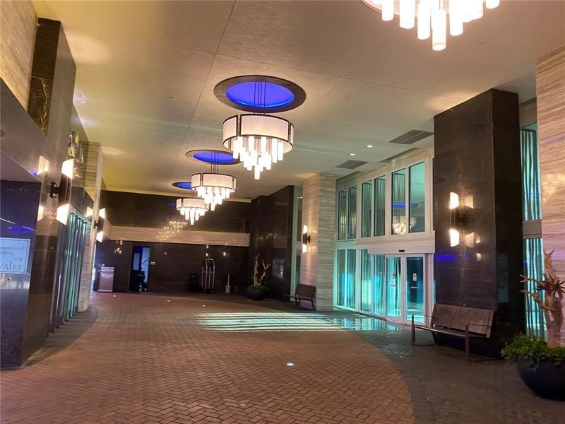 Las Olas Beach Club Lobby